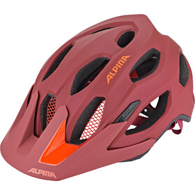 Alpina Carapax 2.0 Casque, indigo-cherry-drop
